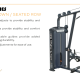 Lat Pull Down Seated Row