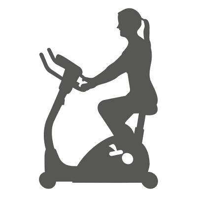 Recumbent Bike icon