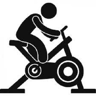 Upright bike icon New Fitness Factory